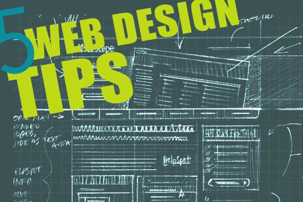 5 Crucial Web Design Tips for a Professional Site