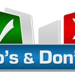 10 Web Design Do's and Dont's One Should Need To Know