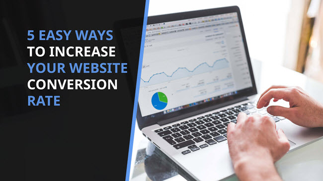 5 Smart Ways to Speed Up Your Website to Improve Conversion rate