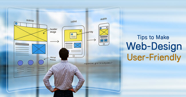 How to make User Friendly Web Design