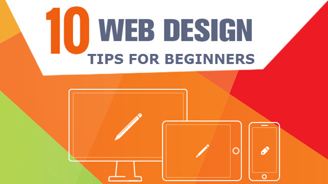 10 Web Design Tips For Beginners