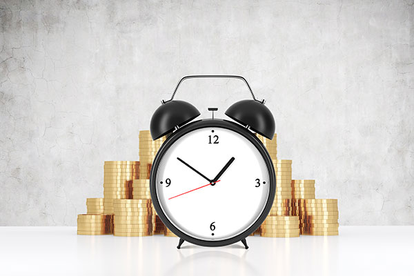 Costs and time allocation