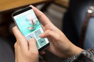 Ensure that your site is highly mobile responsive